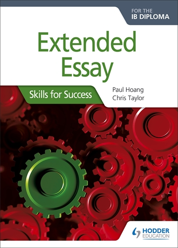 IB Business Management: Extended Essay posters