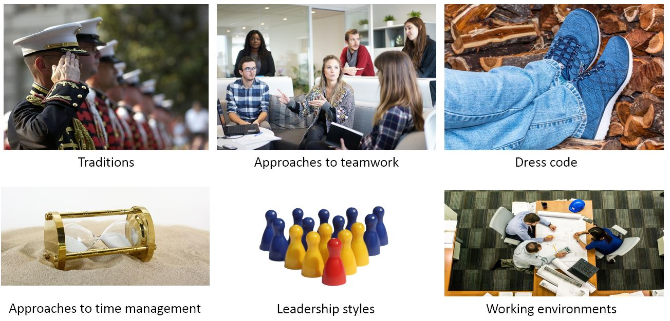 IB Business Management: Innovation, ethical & cultural differences - influence on relations in an organization