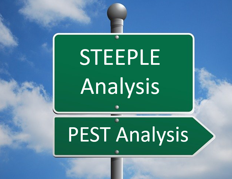 IB Business Management: STEEPLE analysis of a given organization