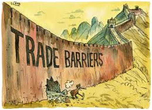 IB Economics: Barriers to development in International trade