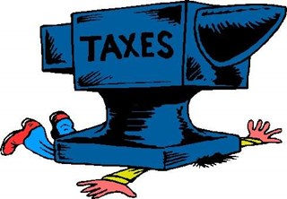 IB Economics: PED and the burden of tax (HL only)
