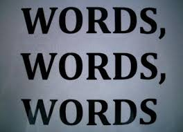 IB English A: Language & Literature: Discourse Analysis 1: Words, Words, Words