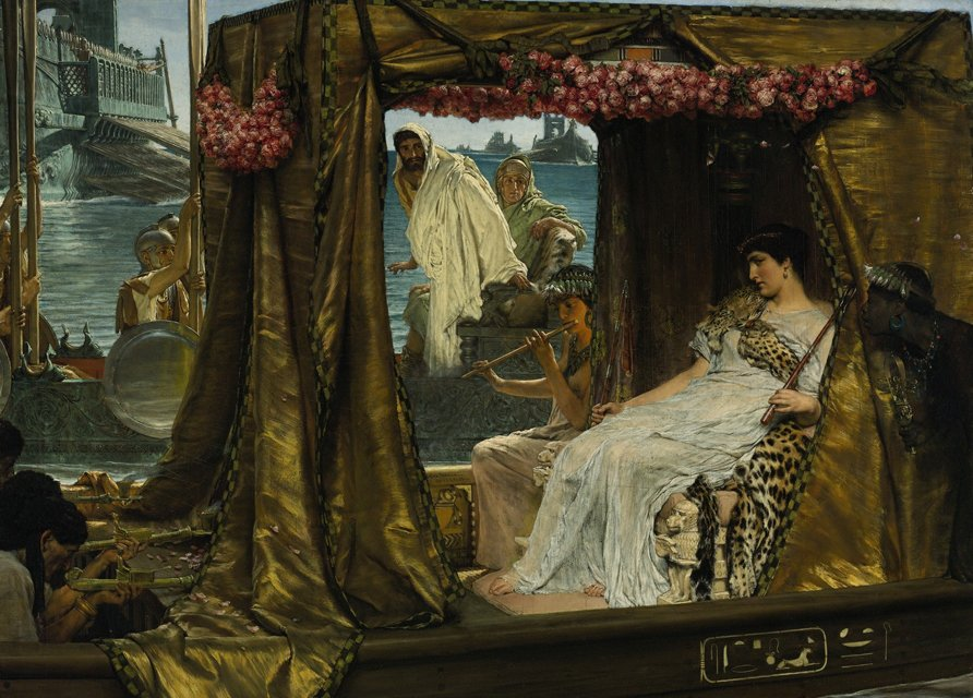 IB English A Literature: Sample EE 6: Antony and Cleopatra