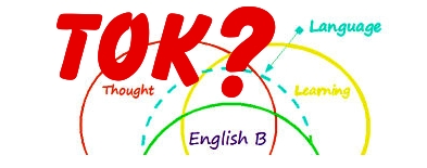 IB English B: TOK on language 2