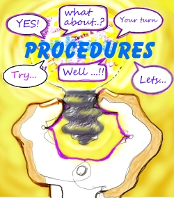 IB English B: Procedures