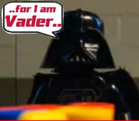 IB English B: Darth Vader