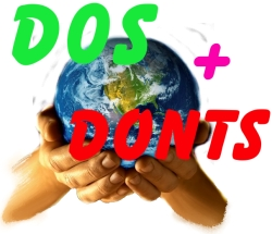 IB English B: Body-language Dos & Don'ts