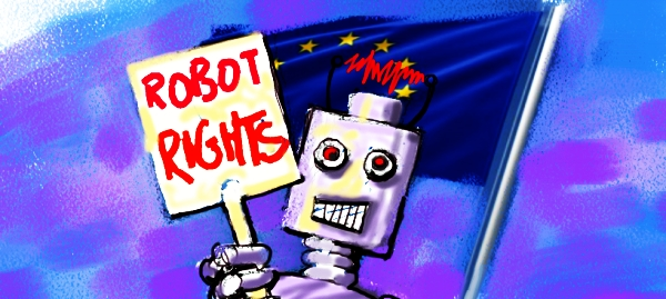 IB English B: Reporting robot rights