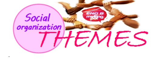 IB English B: Links - Social organisation