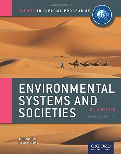 IB Environmental Systems & Societies: ESS Book Reviews