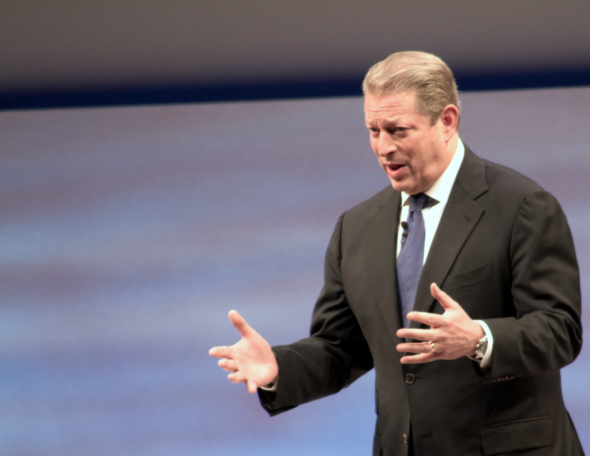 IB Environmental Systems & Societies: Al Gore - the Case for optimism