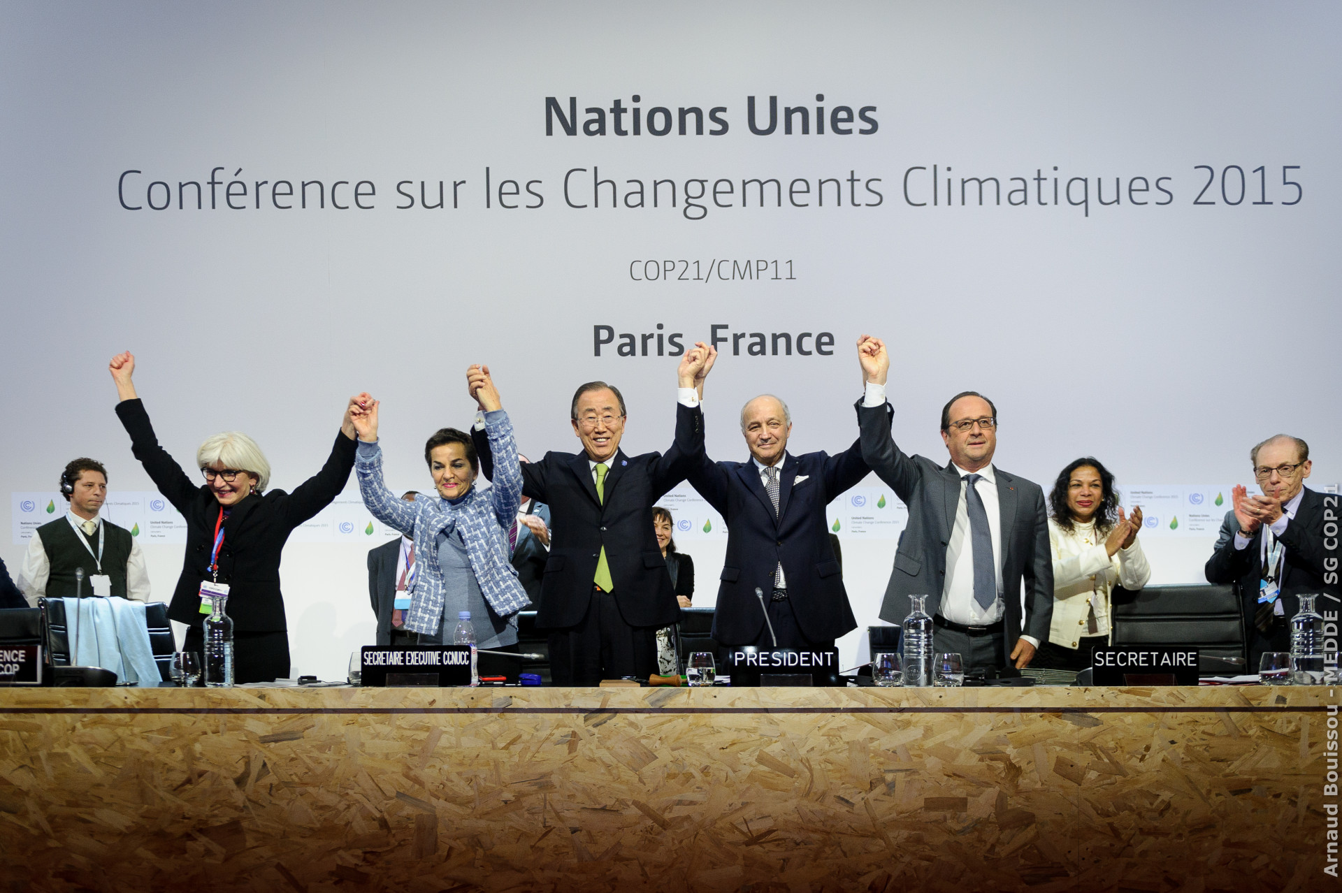 IB Environmental Systems & Societies: Climate Change Negotiations