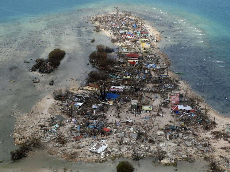 IB Geography: The Physical Impacts of Typhoon Haiyan