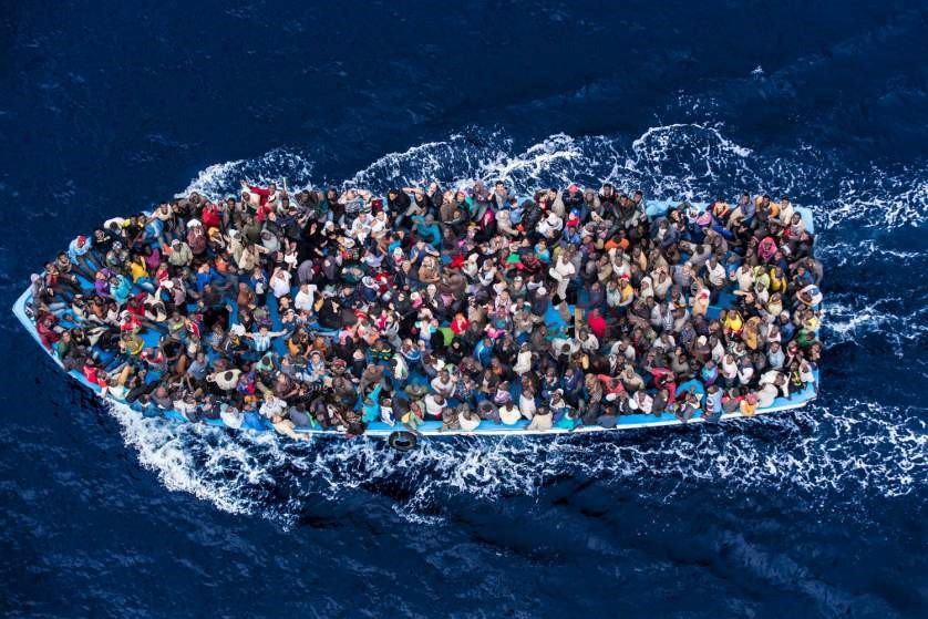 IB Geography: The European Migration Crisis