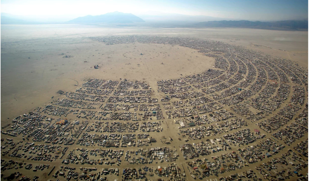 IB Geography: The Geographic Impacts of Burning Man