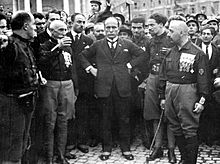 IB History: 4. Mussolini's rise to power