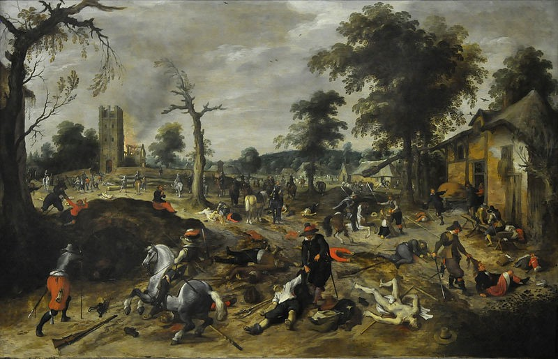 IB History: 2. The Thirty Years' War: Practices