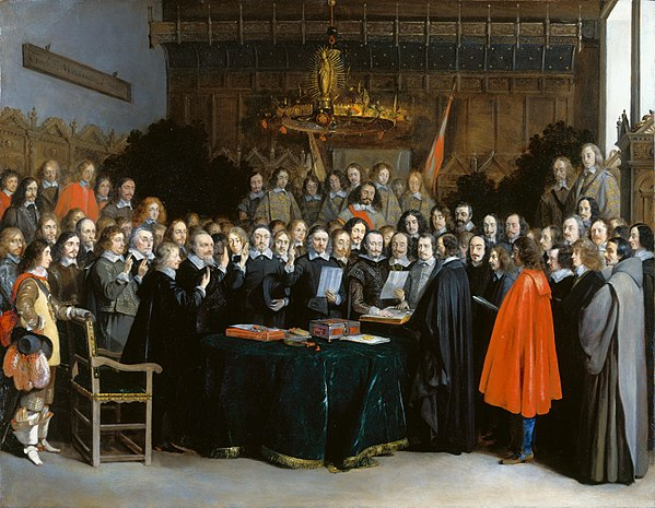 IB History: 3. The Thirty Years' War: Effects