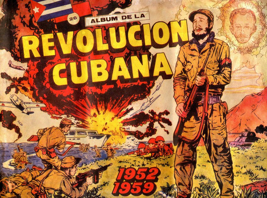 IB History: 2. Nations affected by Cold War tensions: Cuba