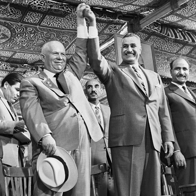 IB History: 3.  Nasser: Aims and results of policies