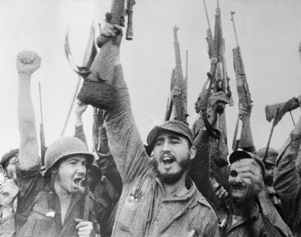 IB History: 1. The Cuban Revolution and rule of Castro