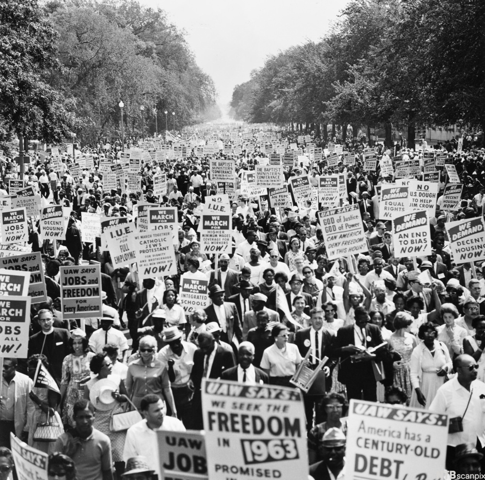 IB History: 1. Civil rights movement in the United States  (1954–1965) (ATL)