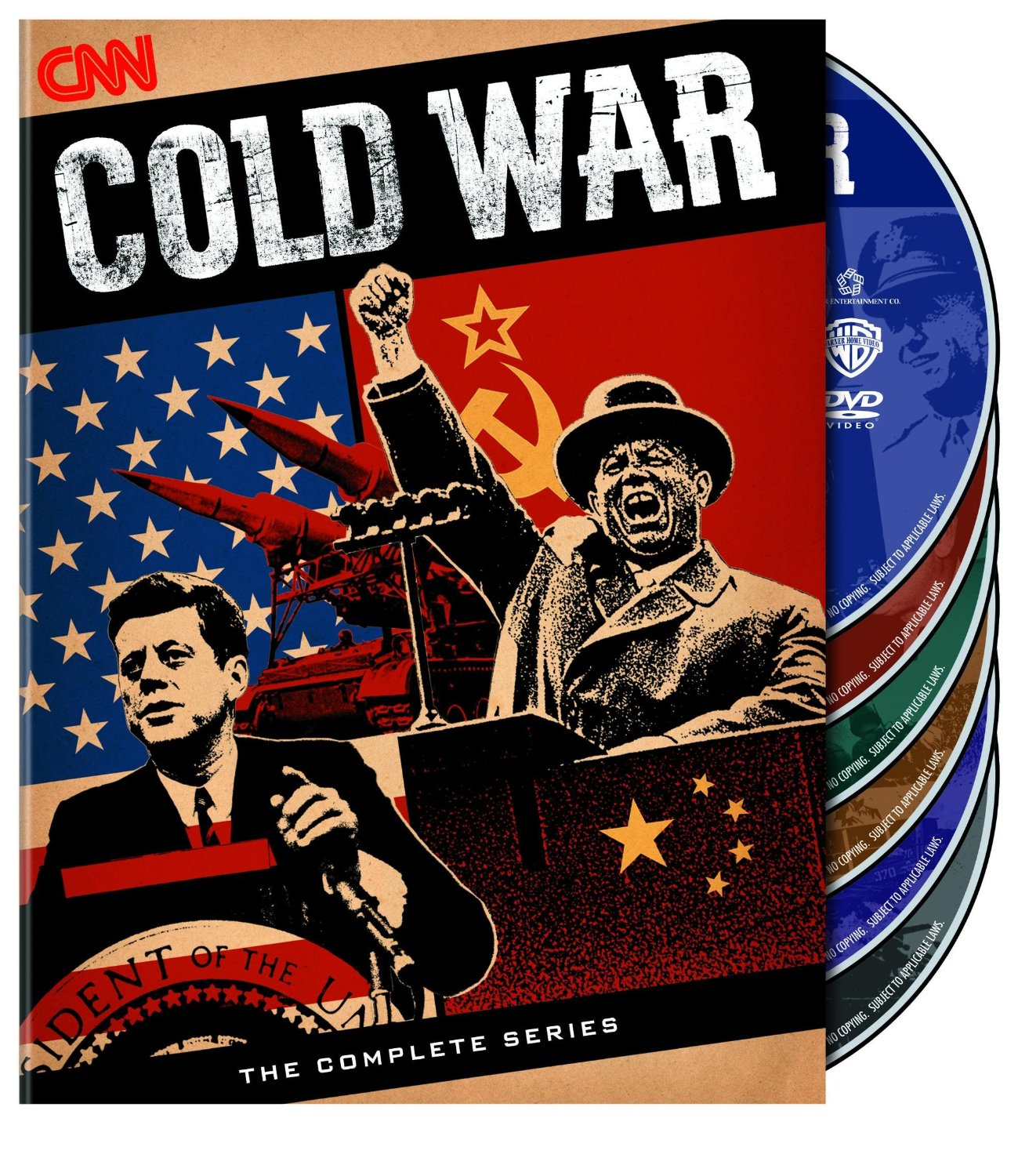 IB History: 5. The Cold War: Videos and activities CNN Series
