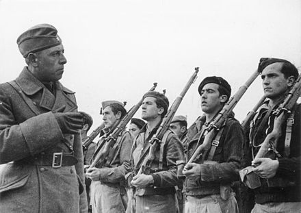 IB History: 2. Spanish Civil War: Practices (ATL)