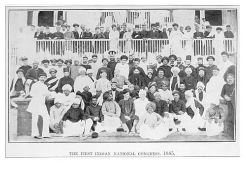IB History: 1. Origins and rise of Indian independence movement