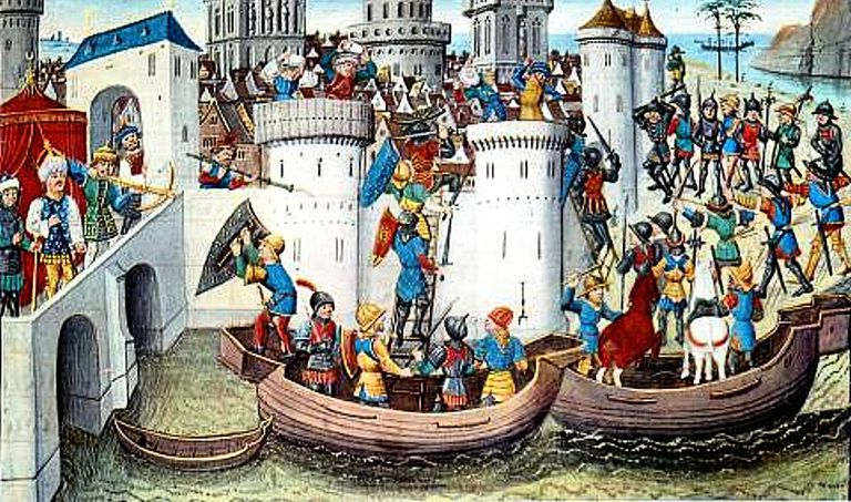 IB History: 6. The Fourth Crusade (ATL)