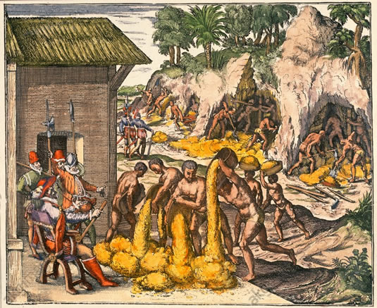 IB History: 3. Conquest of Aztec and Inca Empires: Effects