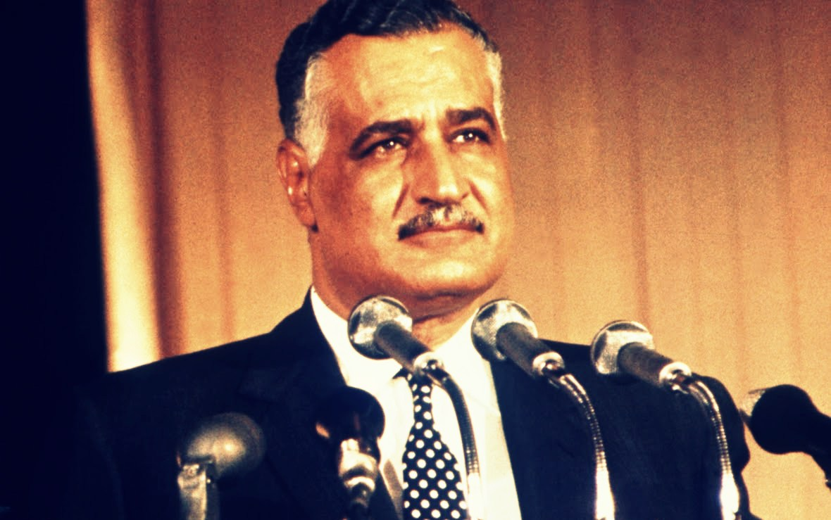 IB History: 2. Nasser: Consolidation and maintenance of power