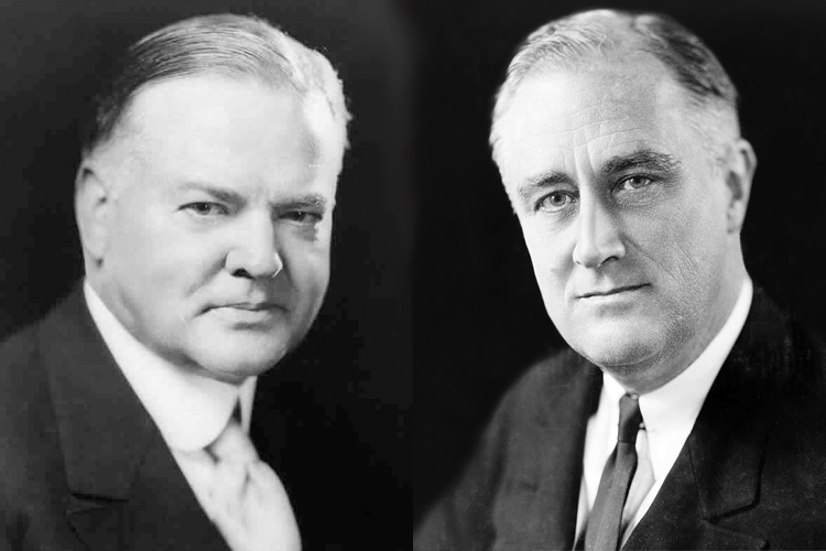 IB History: 2. Hoover, Franklin D Roosevelt and the New Deal