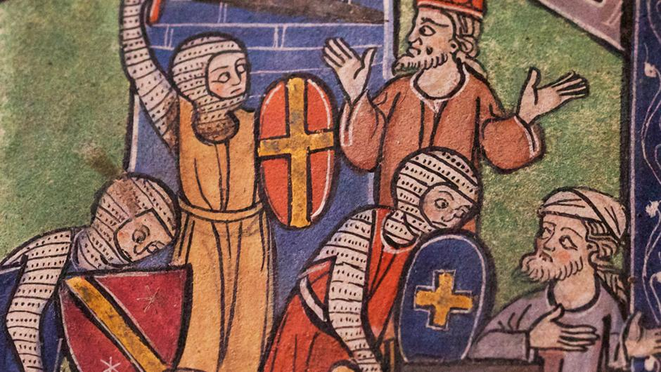 IB History: Case Study 2: The Crusades 1095-1291