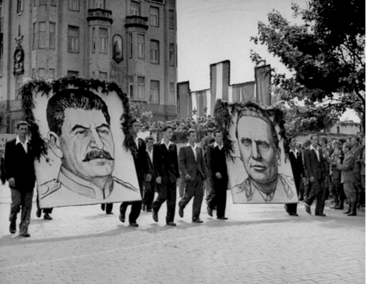 IB History: 1. Soviet motives for taking control in central and eastern Europe 1945 - 1955