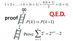 IB Maths: Analysis & Approaches: Proof by induction HL