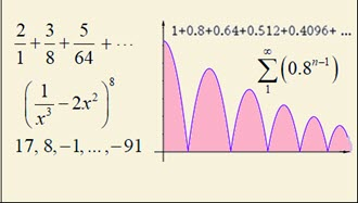 IB Maths: Analysis & Approaches: Sequences & series