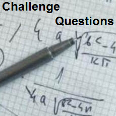 IB Maths: Analysis & Approaches: Challenge Problems