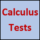 IB Mathematics HL & SL: Calculus Tests & Review