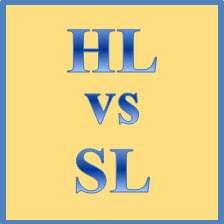 IB Maths HL & SL / Analysis: HL vs SL