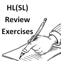 IB Maths HL & SL / Analysis: Sets of HL(SL) Review Exercises