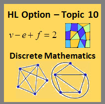 IB Maths HL & SL / Analysis: Discrete Mathematics HL option