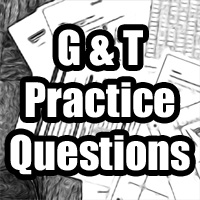 IB Maths Studies / Applications: G & T Practice