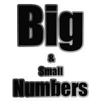 IB Maths Studies: Big & Small Numbers