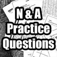 IB Maths Studies / Applications: N & A Practice