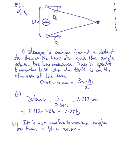 IB Physics: P3 May 2010 TZ1