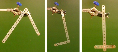 IB Physics: Optional Practical: Meccano