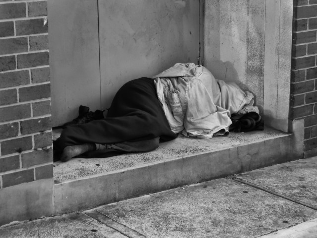 IB Psychology: Thinking about homelessness