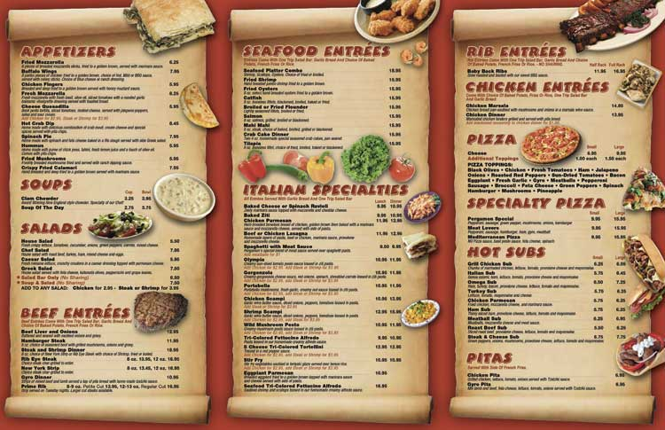 IB Psychology: Designing a perfect menu