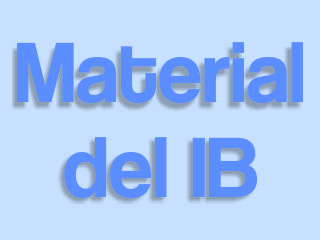IB Spanish B: Documentos e información